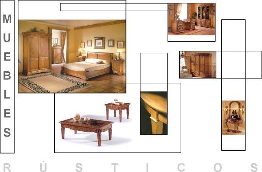 Muebles rusticos beymi muebles rusticos para el hogar for Lo ultimo en comedores